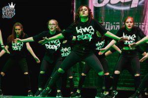 DANCE CLASS ДЛЯ НАЧИНАЮЩИХ - KingStepKazan