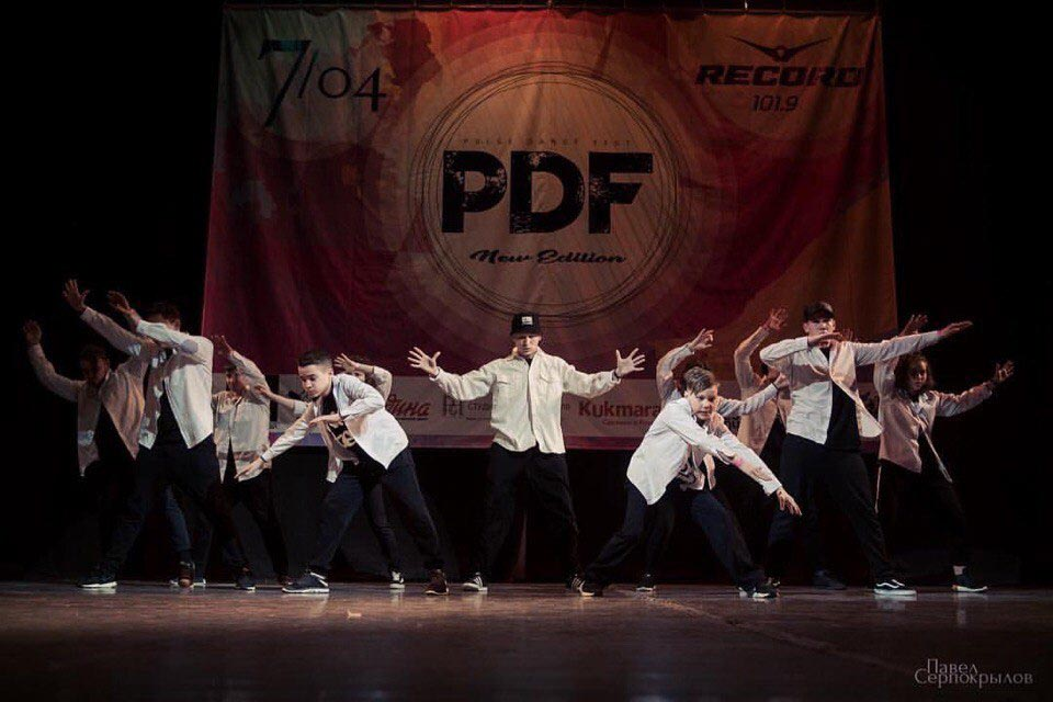 МЫ ПЕРВЫЕ | КАЗАНЬ-PULSE DANCE FEST-2018 - KingStepKazan