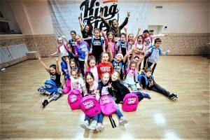 KIDS DANCE CLASS 7-9 ЛЕТ - KingStepKazan