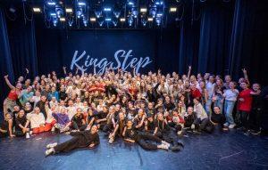 KINGSTEP SHOW-8   6 ИЮНЯ-2021 БОМБИЧЕСКОЕ ШОУ - KingStepKazan
